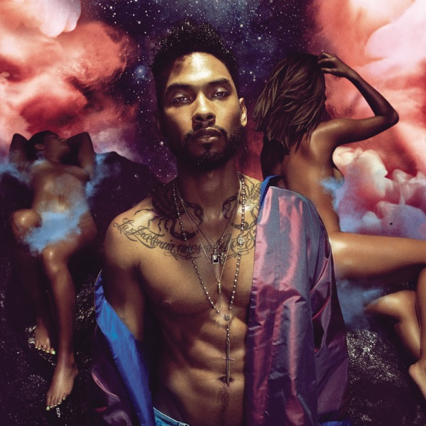 Simple Things Album Cover By Miguel