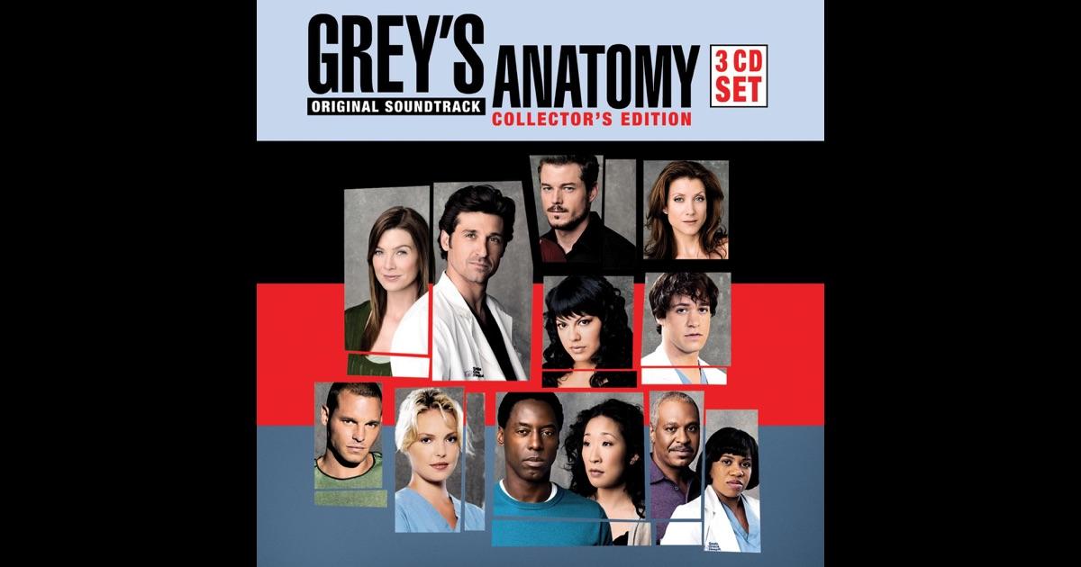 Grey's Anatomy (Original Soundtrack) [Box Set] by Various ...