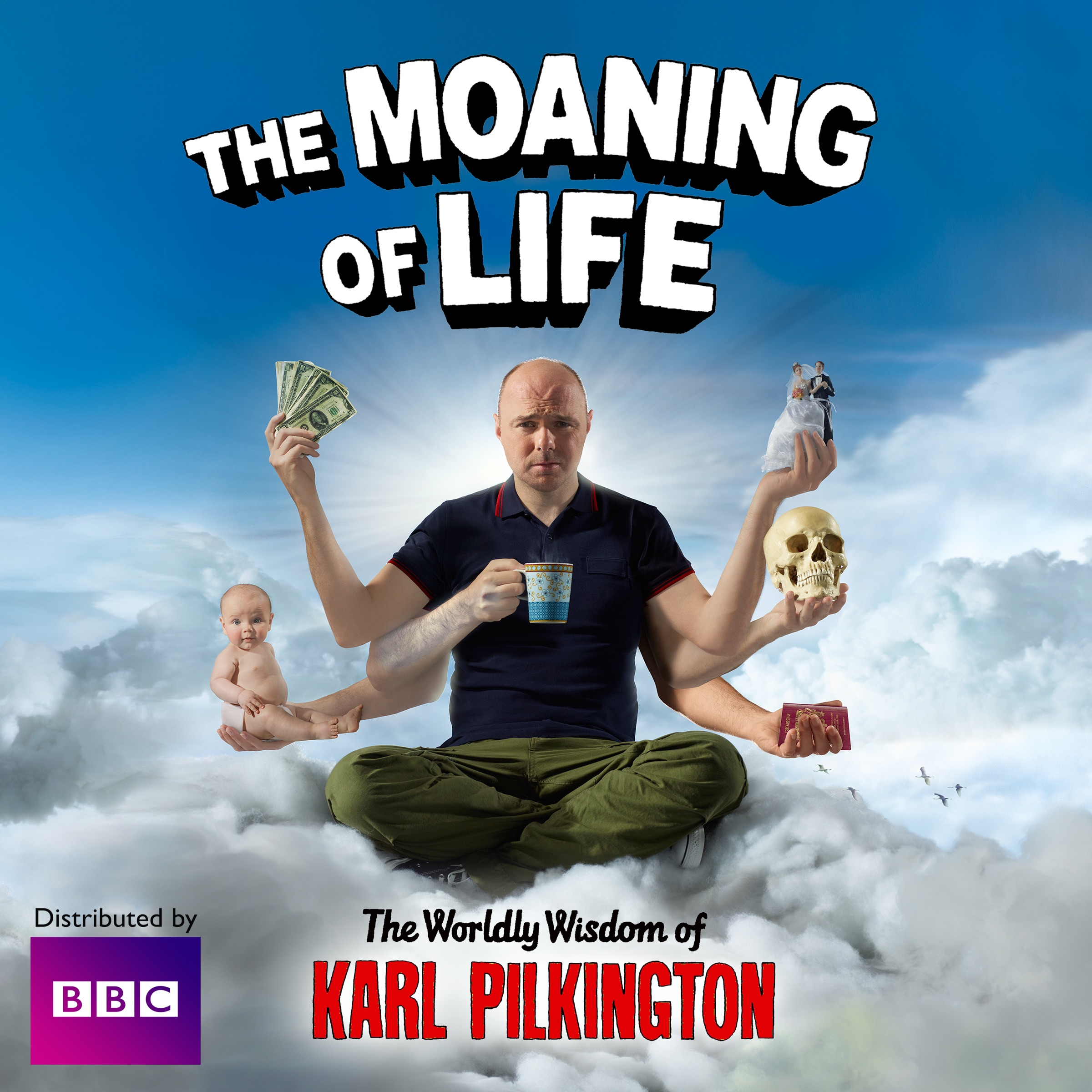 2400x2400sr Jpg: The Moaning Of Life, Series 1 On ITunes