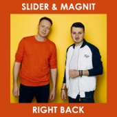 Slider & Magnit - Right Back обложка
