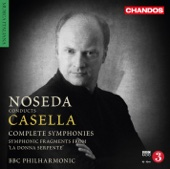 Casella: Complete Symphonies