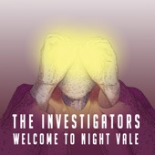 Cover to Welcome to Night Vale's The Investigators (Live)