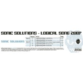 Sonic Solutions - The Logical Song 2007 - EP artwork