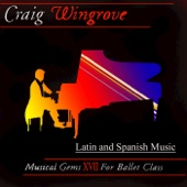 Musical Gems XVII Latin and Spanish Music for Ballet Class