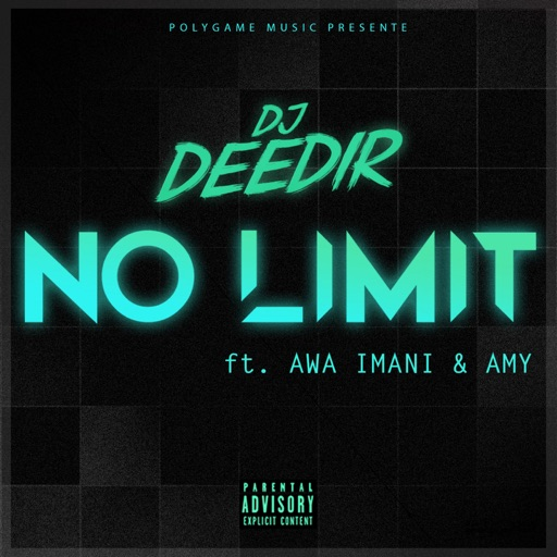 DJ Deedir - No Limit (feat. Awa Imani & Amy)