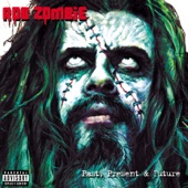 Never Gonna Stop (The Red, Red Kroovy) - Rob Zombie Cover Art