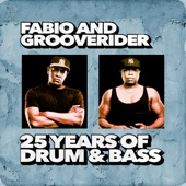 Various Artists - Fabio & Grooverider: 25 Years of Drum & Bass artwork