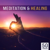 Meditation & Healing: 50 Tracks - Music for Yoga Therapy, Relaxing Sounds to Relieve Stress, New Age Ambience for Reiki