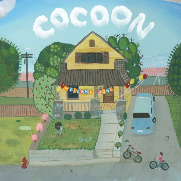 Welcome Home Cocoon CD cover
