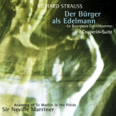 Richard Strauss: Le bourgeois gentilhomme Suite & Couperin Suite