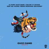 Gucci Gang (Spanish Remix) [feat. J Balvin, Bad Bunny & Ozuna] - Lil Pump