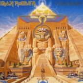 Powerslave (2015 Remastered Edition) - Iron Maiden Cover Art