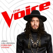 Forever Young (The Voice Performance) - Josh Halverson Cover Art