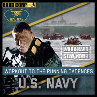 Workout to the Running Cadences of the U.S. Navy Seals – The U.S. Navy Seals [iTunes Plus AAC M4A] [Mp3 320kbps] Download Free