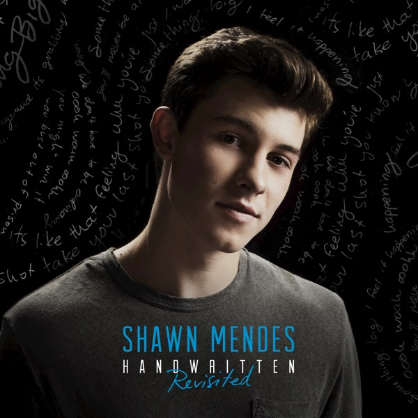 Handwritten Revisited Shawn Mendes CD cover
