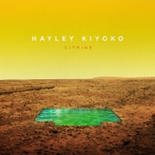 Hayley Kiyoko - Citrine - EP artwork