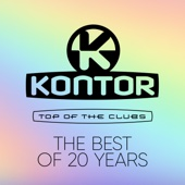 Various Artists - Kontor Top of the Clubs - The Best of 20 Years Grafik