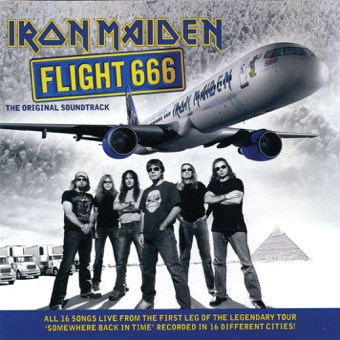 Flight 666: The Original Soundtrack (Live) – Iron Maiden