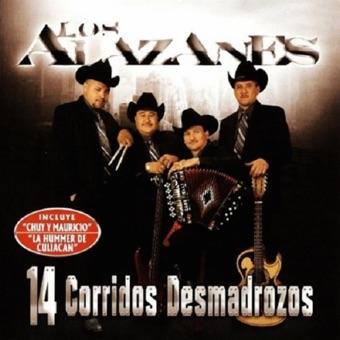 14 Corridos Desmadrozos – Los Alazanes