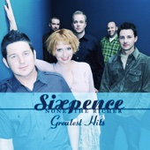 Sixpence None the Richer - There She Goes artwork