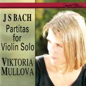 J.S. Bach: Violin Partitas Nos. 1-3