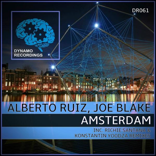 Alberto Ruiz - Amsterdam - Single