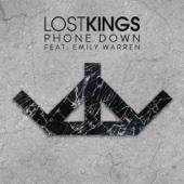 Phone Down (feat. Emily Warren) - Lost Kings Cover Art
