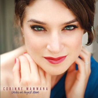Under an August Moon – EP – Corinne Mammana