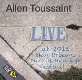 Live at 2015 New Orleans Jazz & Heritage Festival