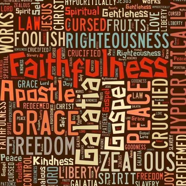 Galatians - Unshackled