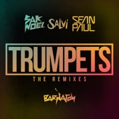 Sak Noel, Salvi, Sean Paul - Trumpets (Victor Magan Remix)