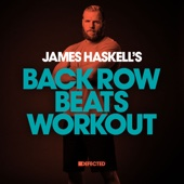 James Haskell's Back Row Beats Workout - James Haskell