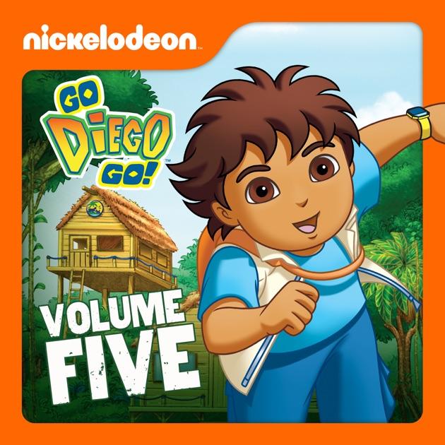 Growl Diego: Go, Diego, Go!, Vol. 5 On ITunes
