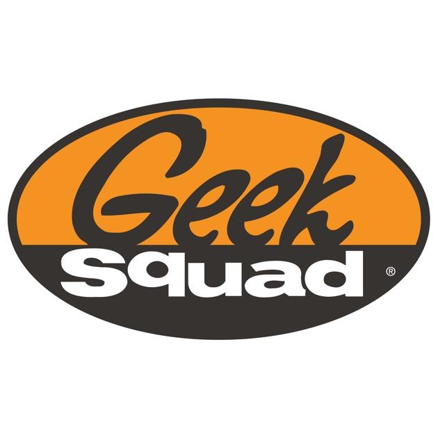 Geek Squad Covert Badge