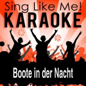 Boote in der Nacht (Karaoke Version)