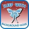 Sleep with Silk: Background Noise (to help insomnia, anxiety, stress, relax, focus, meditate, ASMR)