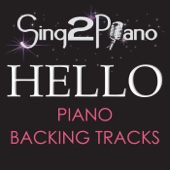 Hello (Higher Key) [Originally Performed By Adele] [Piano Karaoke Version]