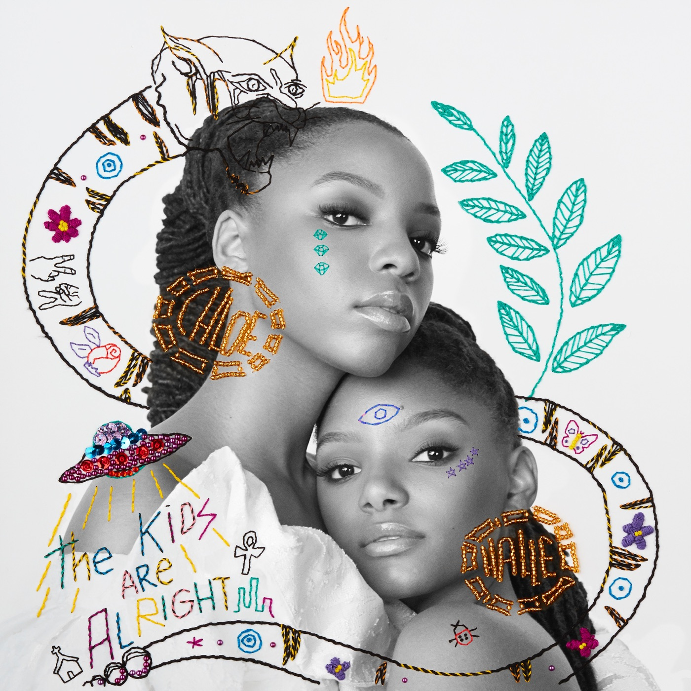 Download Chloe x Halle The Kids Are Alright [iTunes Plus AAC M4A