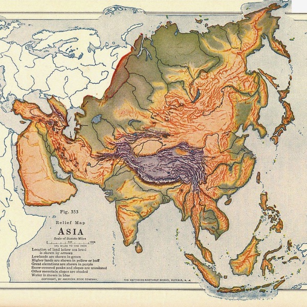 你真的了解亚洲吗?