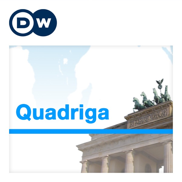 Quadriga: Der internationale Talk aus Berlin