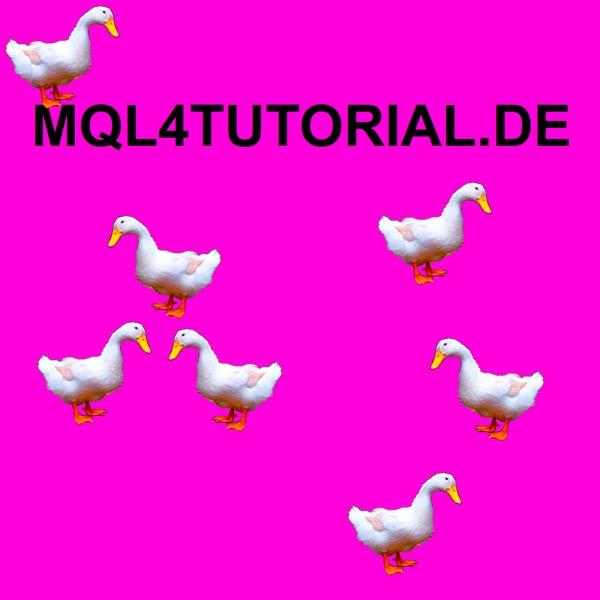 MQL4 TUTORIAL DEUTSCH