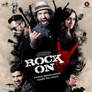 ROCK ON 2 - Woh Jahaan Chords and Lyrics