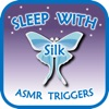 Sleep with Silk: ASMR Triggers (to help insomnia, anxiety, stress, relax, focus, meditate, ASMR)