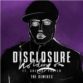 Holding On (The Remixes) [feat. Gregory Porter] - EP