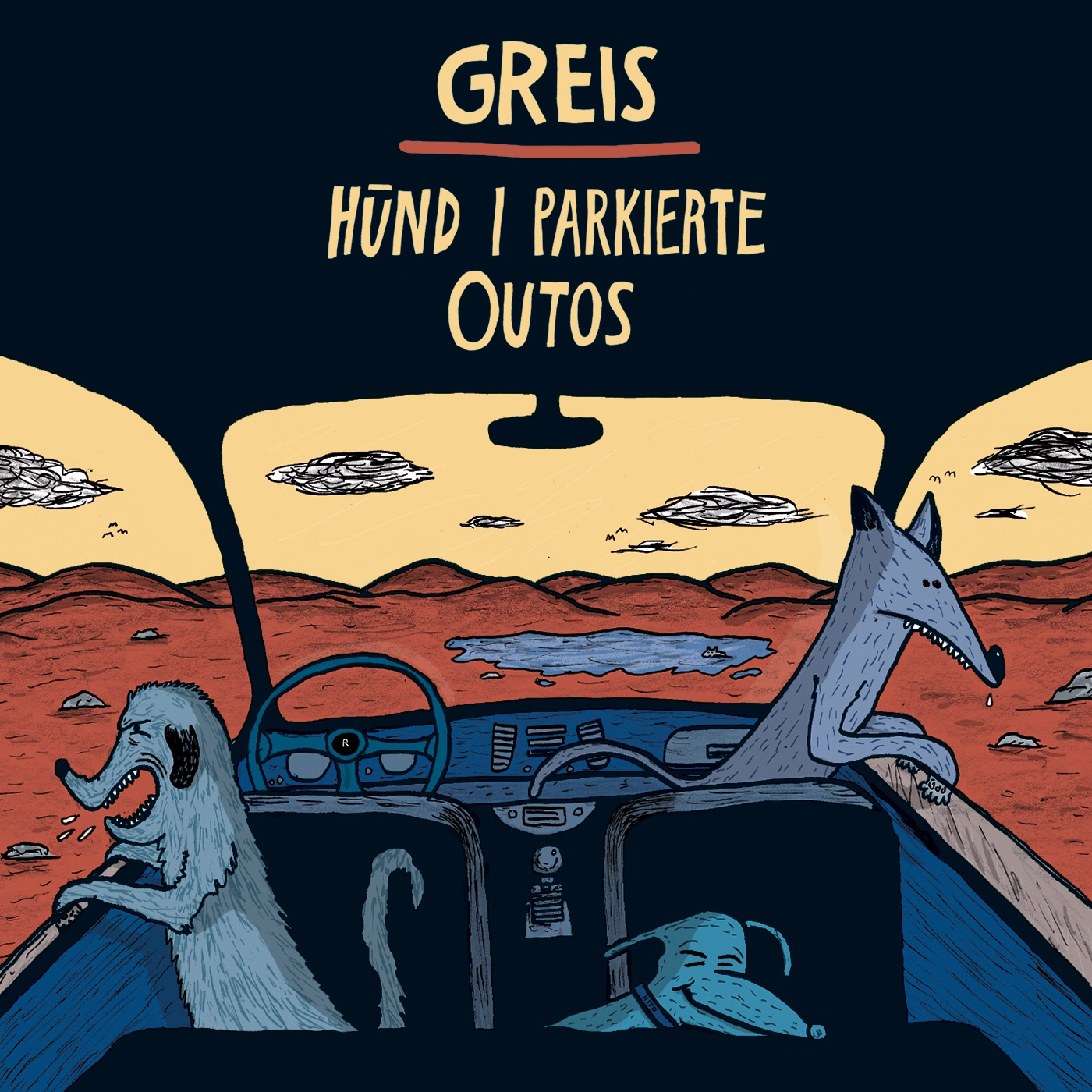 """Preview, buy and download songs from the album Hünd i parkierte Outos, including """"Toujours ensembles"""", """"Vo niene (SODIRT Remix)"""", """"Teil vomne Ganze"""" and many more. Buy the album for CHF 15.00. Songs start at CHF 1.90."""