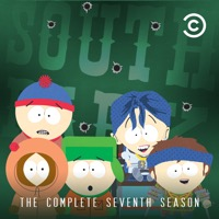 South Park, Season 7 (iTunes)