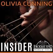 Olivia Cunning - Insider: Exodus End World Tour, Book 1 (Unabridged)  artwork
