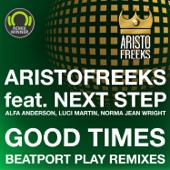 Good Times (feat. Next Step) [Martin Sharp Remix]