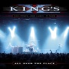 Live All Over the Place, King's X