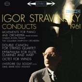 Stravinsky Conducts - Movements for Piano and Orchestra, Octet & The Soldier's Tale